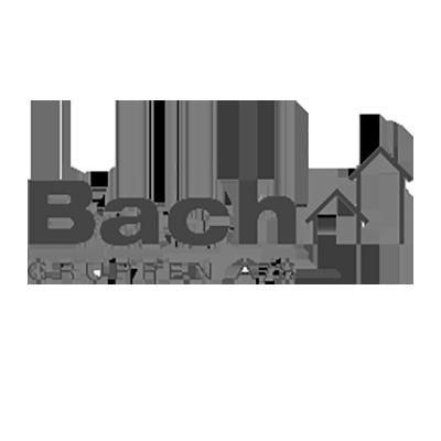Bach Gruppen A-S logo