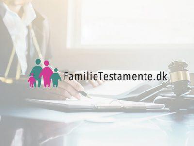Virksomhedsmægleren rådgav ejerne af Familie Testamente ApS. i forbindelse med strategisk salg.